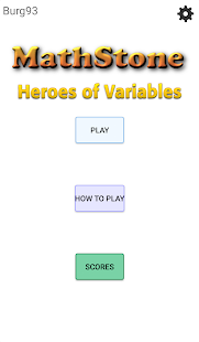 MathStone: Heroes of Variables - náhled