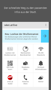 wien.at live- screenshot thumbnail