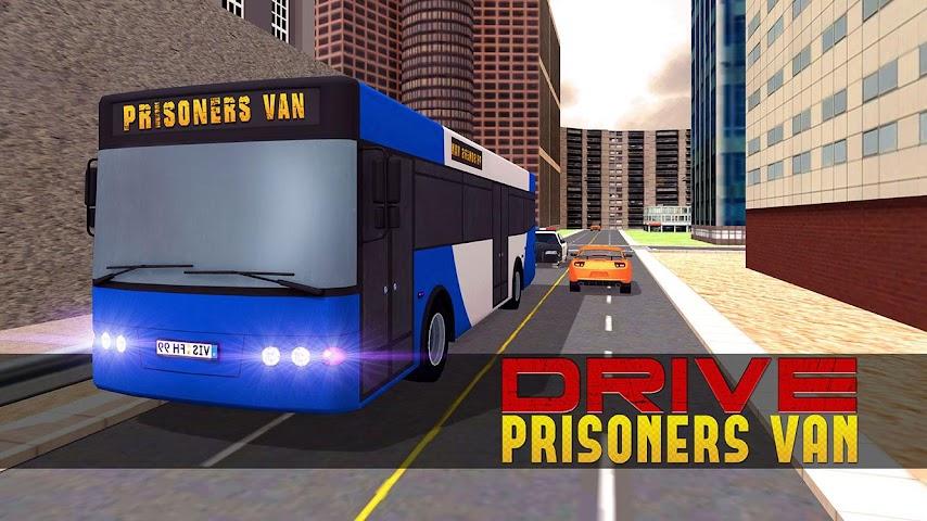 android Jail Criminals Transportflug Screenshot 1