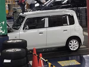 アルトラパン HE21S mode/ 4WD /前期のカスタム事例画像 Junkoさんの2019年03月28日20:03の投稿