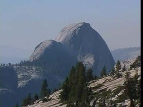 Photo: Yosemite Half Dome
