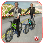 Bicycle Race Rider Pro Icon