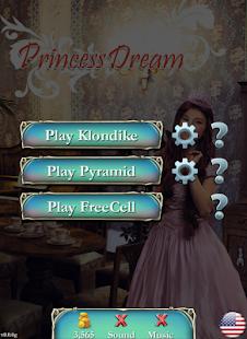 Solitaire: Princess Dream - náhled