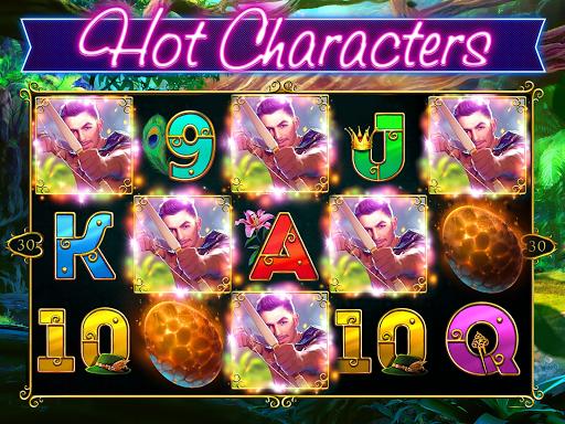 Infinity Slots™ Free Online Casino Slots Machines screenshot 5