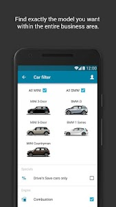 DriveNow Carsharing screenshot 3