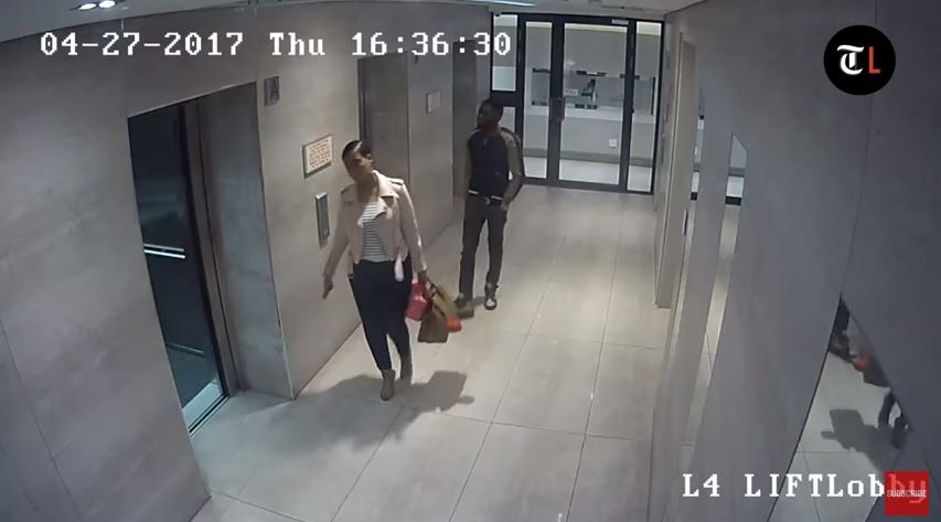 EXCLUSIVE | This is the last time Karabo Mokoena was seen alive