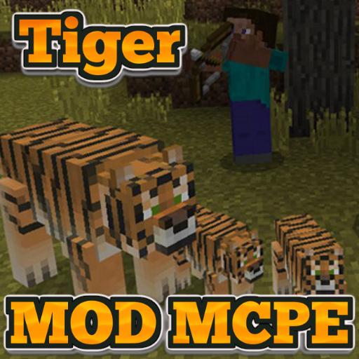 Tiger MOD MCPE