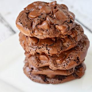 Flourless Chocolate Cookies