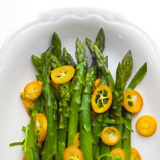 Asparagus with Kumquats and Tarragon