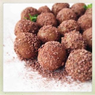 Mint Cacao Nib Bonbons