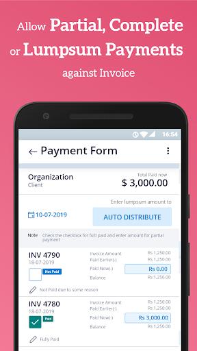 Simple Invoice Manager - Invoice Estimate Receipt 1.10.88 Screenshots 5