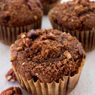 Buttermilk Chocolate Muffins.