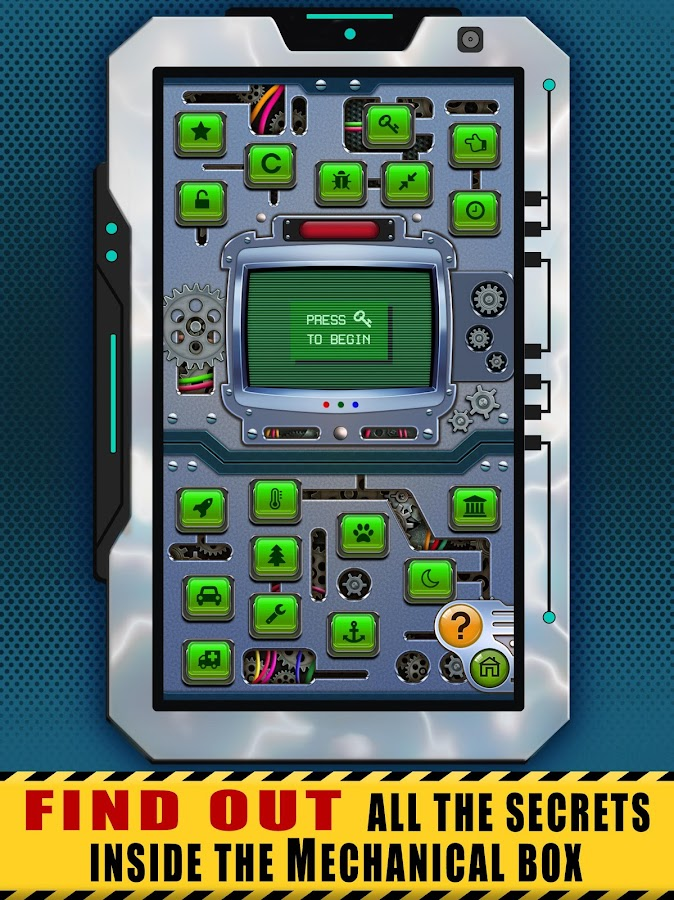 MechBox - Open The Door Puzzle- screenshot