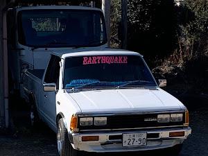 ダットサントラック 720 kcのカスタム事例画像 yukiさんの2021年01月25日21:31の投稿