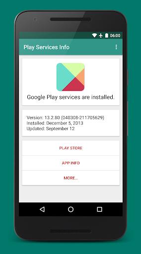 PC u7528 Play Services Info (Update) 1