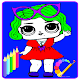 Download Coloring Beautiful Dolls For PC Windows and Mac