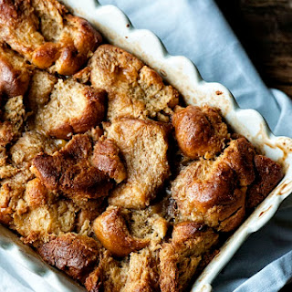 Monkey Bread-Bread Pudding