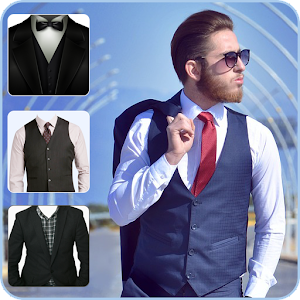 Men Photo Suit Editor - Fashion & Formal Suits