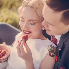 Wedding photographer Aleksandra Gavrina (AlexGavrina). Photo of 23.06.2017