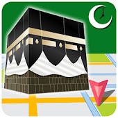 Qibla Locator & Prayer Times