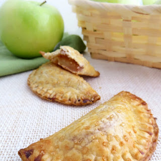 Easy Caramel Apple Hand Pies