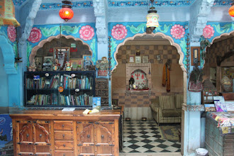 Photo: Our great little lodge in Jodhpur