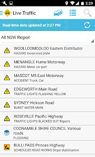 Live Traffic NSW - Apps on Google Play
