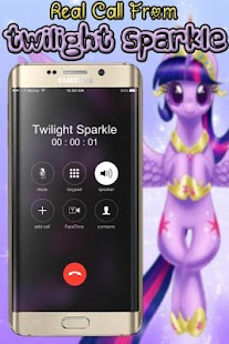 call from twilight sparkle the best - náhled