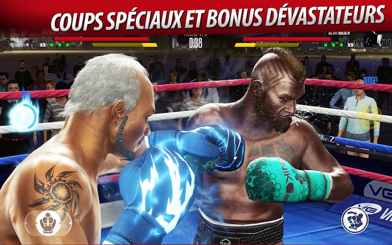 android Real Boxing 2 CREED Screenshot 18