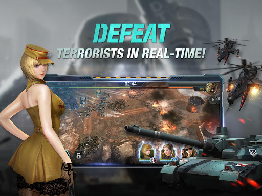 CrossFire: Warzone android2mod screenshots 9