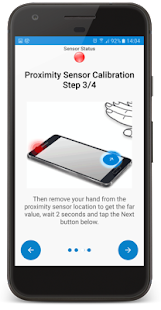 Proximity Sensor Reset (Calibrate and repair) - Apps on