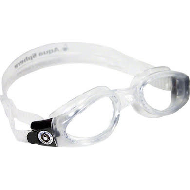 Aqua Sphere Kaiman Goggles with Clear Lens