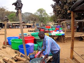 Photo: Lilongwe - market