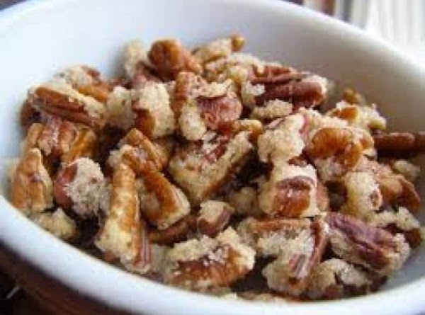 Mama's Candied Pecans Recipe