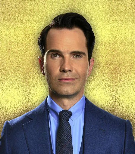 British comedian Jimmy Carr says laughing about bad situations is one way to deal with those very dark things.