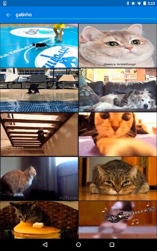 Tenor GIF Keyboard screenshot 5