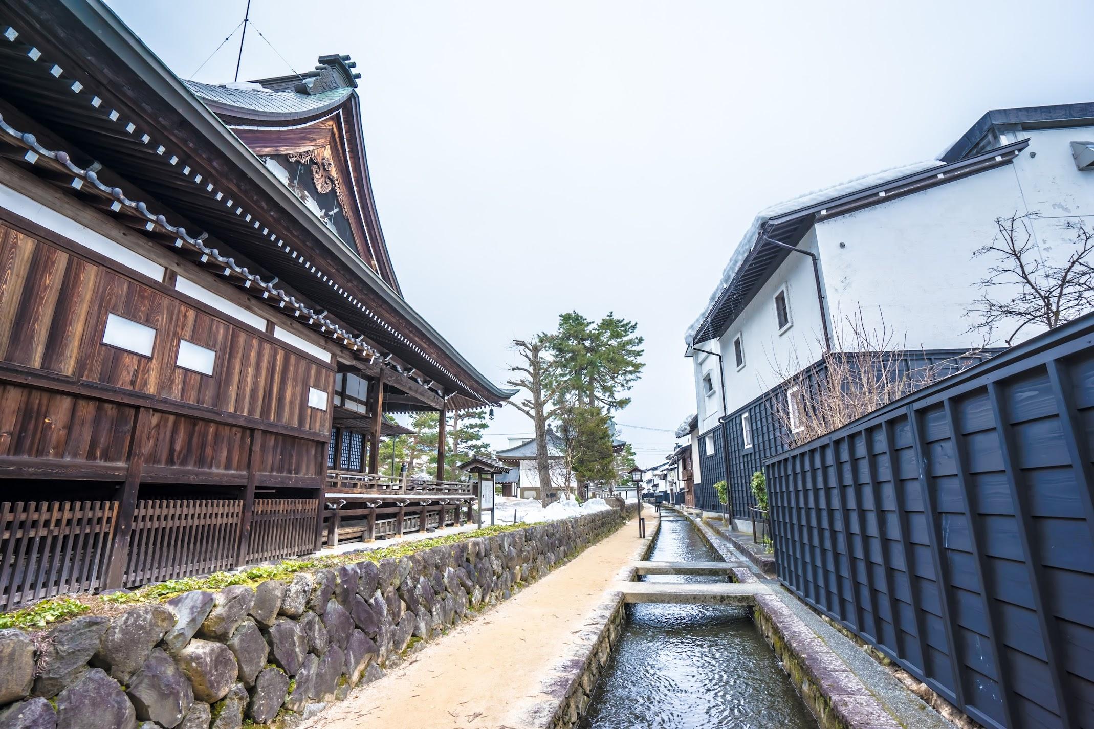 飛騨古川 円光寺 白壁土蔵街4