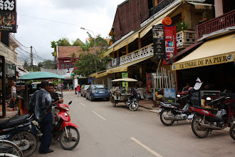 Photo: Year 2 Day 42 -  Pub Street in Siem Reap
