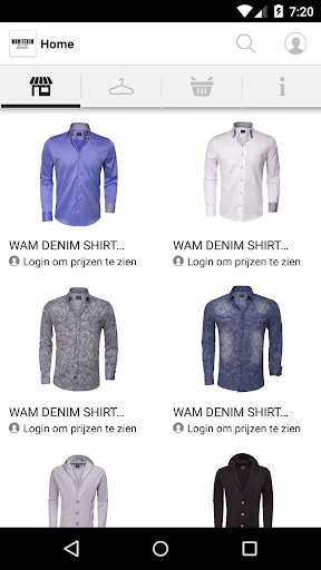 WAM Denim Wholesale