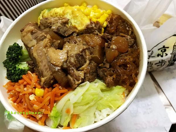 隱藏在巷弄裡,CP值高+超豐盛配菜的美味便當餐盒 | 東京散步-精緻手作餐盒