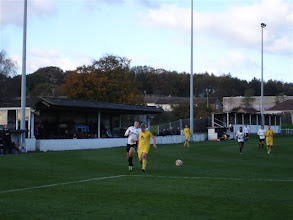 Photo: 27/10/12 v North Leigh (Southern League South West Division) 4-3 - contributed by Gyles Basey-Fisher
