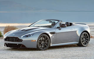 Aston Martin Vanquish Volante Rent Monaco