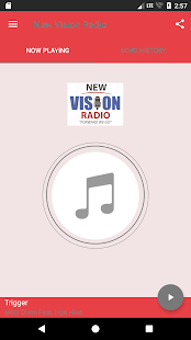 New Vision Radio- screenshot thumbnail