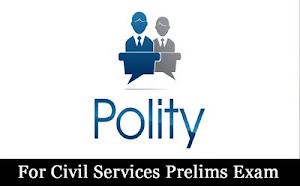General Studies Polity For UPSC Prelims 2019