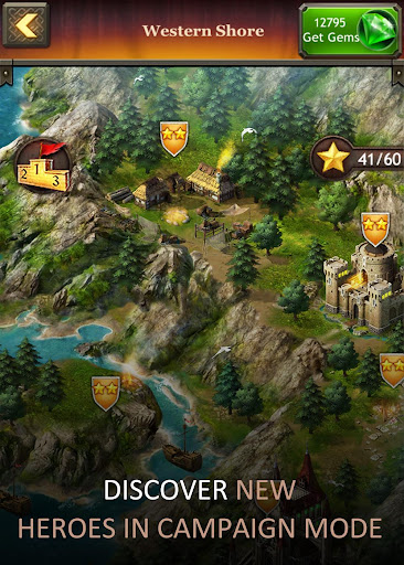Kingdoms of Camelot: Battle android2mod screenshots 15