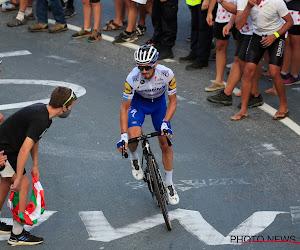 """Alaphilippe houdt rekening met wereldtitel voor Van Aert: """"Complete renner, we weten dat hij in staat is om te winnen"""""""