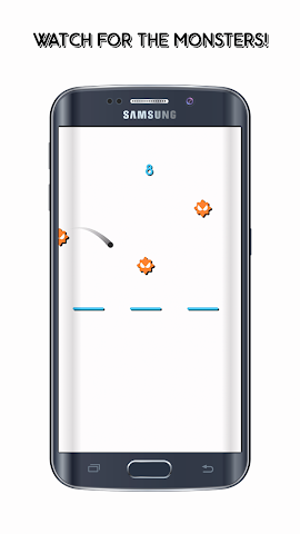 android Impossible Bounce Screenshot 1