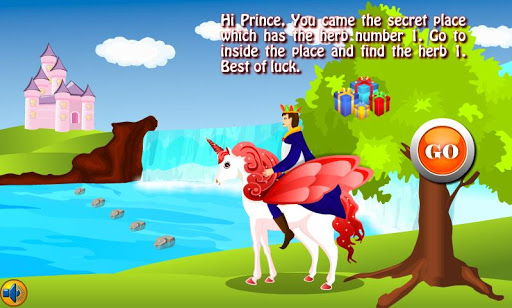 Princess of Atlantis Rescue 1