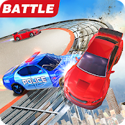 Car Bumper.io  Battle on Roof