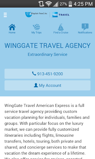 WingGate Travel Mobile